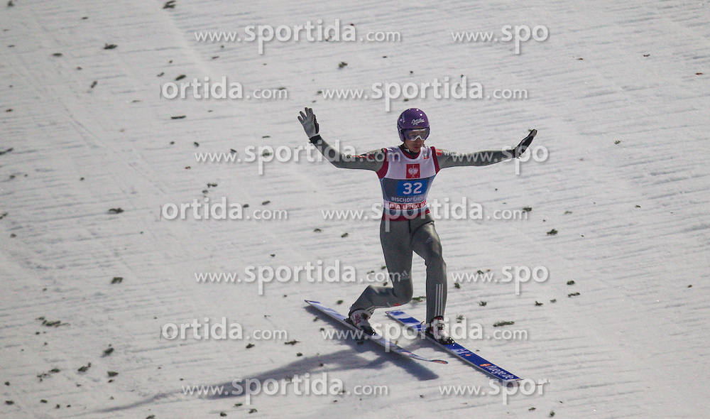 06.01.2013, Paul Ausserleitner Schanze, Bischofshofen, AUT, FIS Ski Sprung Weltcup, 61. Vierschanzentournee, Bewerb, im Bild Martin Schmitt (GER) // Martin Schmitt of Germany during Competition of 61th Four Hills Tournament of FIS Ski Jumping World Cup at the Paul Ausserleitner Schanze, Bischofshofen, Austria on 2013/01/06. EXPA Pictures © 2012, PhotoCredit: EXPA/ Juergen Feichter