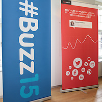 Nederland, Amsterdam , 26 maart 2015.<br />  Buzzcapture en ANP organiseren samen Buzz15. Hét jaarlijkse evenement voor klanten en prospects: marketing-communicatie managers, woordvoerders, corporate communicatie managers en CEO's in de Hermitage.<br /> Foto:ANPinOpdracht/Jean-Pierre Jans