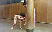 Allenamento Sumo bambini - Training Sumo Childrem