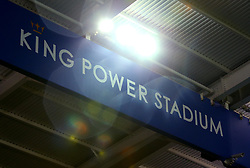 A general view of The King Power Stadium, home of Leicester City - Mandatory by-line: Robbie Stephenson/JMP - 16/01/2018 - FOOTBALL - King Power Stadium - Leicester, England - Leicester City v Fleetwood Town - Emirates FA Cup third round proper