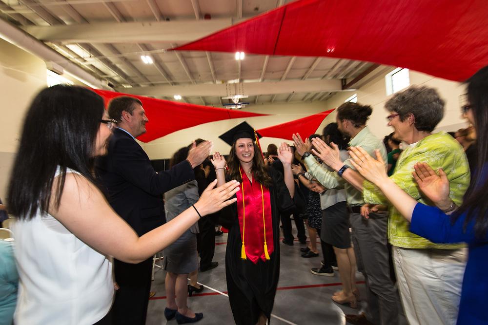PVCICS 2018 Graduation, Hadley, MA, 6/1/18.