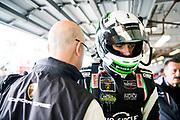 January 24-28, 2018. IMSA Weathertech Series ROLEX Daytona 24. 19 GRT Grasser Racing Team, Lamborghini Huracan GT3, Max van Splunteren
