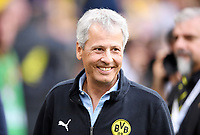 FUSSBALL 1. BUNDESLIGA   SAISON 2019/2020   SUPERCUP FINALE Borussia Dortmund - FC Bayern Muenchen    03.08.2019 Trainer Lucien Favre (Borussia Dortmund) DFL regulations prohibit any use of photographs as image sequences and/or quasi-video.
