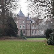 NLD/Rhenen/20080104 - Kasteel Rappenburg en tuin Cunervalaan Rhenen