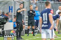 Fotball , 11. august 2019 , Eliteserien<br /> Strømsgodset - Vålerenga<br /> Ronny Deila, Vålerenga<br /> Foto: Christoffer Hansen , Digitalsport