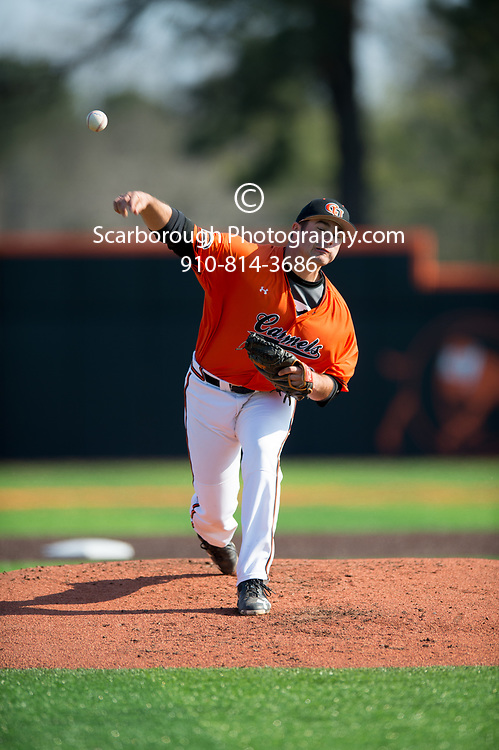 2017 Campbell University Baseball vs Ohio State Photo By Bennett Scarborough