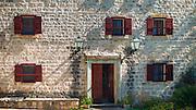 Krka Monastery, Krka National Park, Dalmatia, Croatia