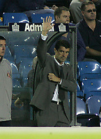 Photo: Paul Thomas.<br /> Leeds United v Sunderland. Coca Cola Championship. 13/09/2006.<br /> <br /> Roy Keane, Sunderland manager.