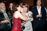 kathy lette, Harpers Bazaar Women of the Year Awards. North Audley St. London. 1 November 2010. -DO NOT ARCHIVE-© Copyright Photograph by Dafydd Jones. 248 Clapham Rd. London SW9 0PZ. Tel 0207 820 0771. www.dafjones.com.