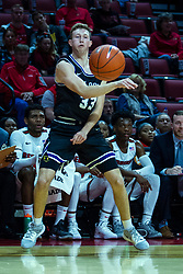 NORMAL, IL - October 23: Luke Terhark during a college basketball game between the ISU Redbirds and the Truman State Bulldogs on October 23 2019 at Redbird Arena in Normal, IL. (Photo by Alan Look)