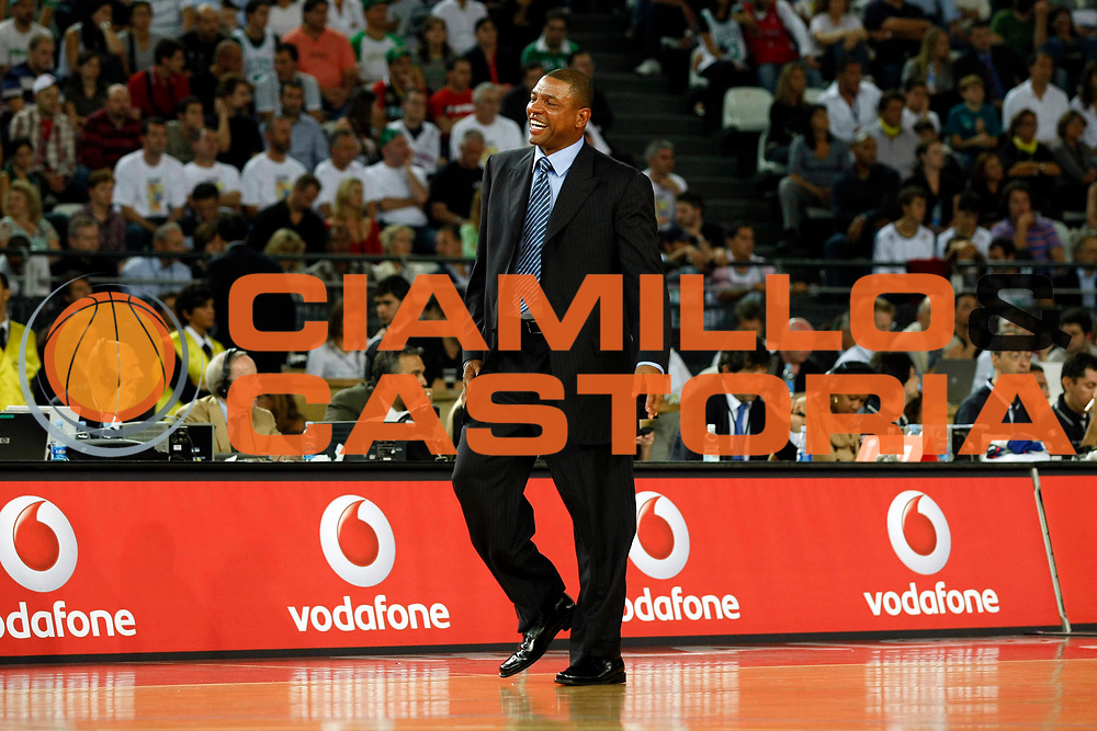 DESCRIZIONE : Roma Nba Europe Live Tour 2007 Toronto Raptors Boston Celtics <br /> GIOCATORE : Doc Rivers<br /> SQUADRA : Boston Celtics<br /> EVENTO : Nba Europe Live Tour 2007<br /> GARA : Toronto Raptors Boston Celtics<br /> DATA : 06/10/2007<br /> CATEGORIA : Ritratto<br /> SPORT : Pallacanestro<br /> AUTORE : Agenzia Ciamillo-Castoria/G.Cottini