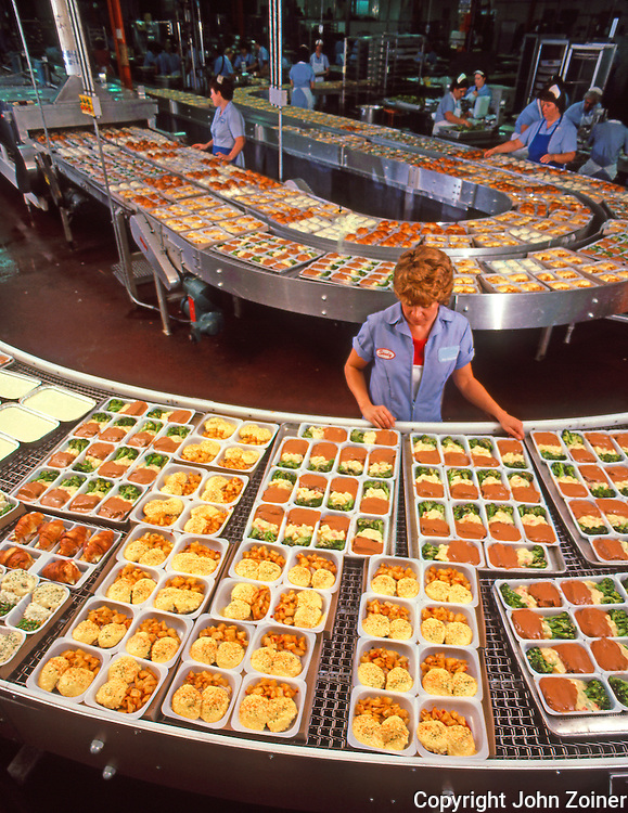 Food Assembly Line Worker