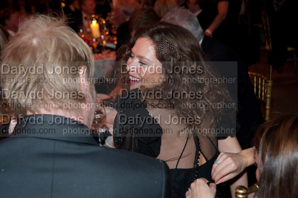 Evgeny Lebedev and Graydon Carter hosted the Raisa Gorbachev charity Foundation Gala, Stud House, Hampton Court, London. 22 September 2011. <br /> <br />  , -DO NOT ARCHIVE-&copy; Copyright Photograph by Dafydd Jones. 248 Clapham Rd. London SW9 0PZ. Tel 0207 820 0771. www.dafjones.com.