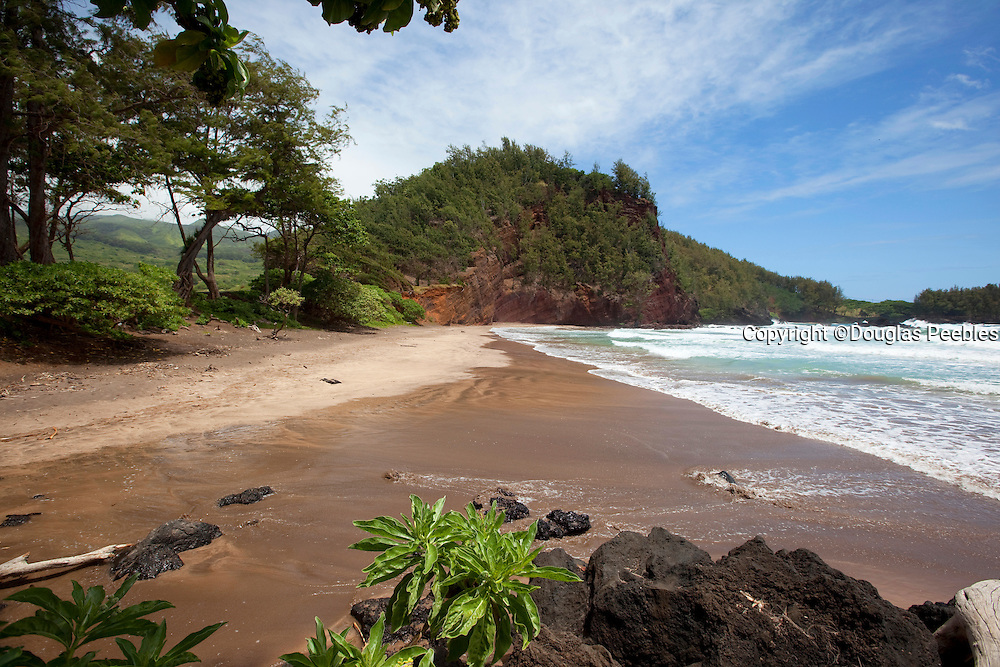 Koki Beach, Hana Coast, Maui, Hawaii