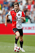 Feyenoord-player Jan Arie van der Heijden during the Dutch football Eredivisie match between Feyenoord and Excelsior at De Kuip Stadium in Rotterdam, on August 19th, 2018 - Photo Stanley Gontha / Pro Shots / ProSportsImages / DPPI