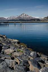 Jetty, Kodiak Island, Alaska, US