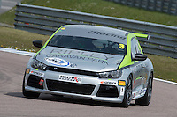 #3 Phil HOUSE  PH Motorsport  Volkswagen Scirocco Milltek Sport Volkswagen Racing Cup at Rockingham, Corby, Northamptonshire, United Kingdom. April 30 2016. World Copyright Peter Taylor/PSP.