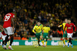 Emi Buendia of Norwich City- Mandatory by-line: Phil Chaplin/JMP - 27/10/2019 - FOOTBALL - Carrow Road - Norwich, England - Norwich City v Manchester United - Premier League