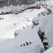 The 15 minute search that lead to Teton Brown losing a spot on the podium.