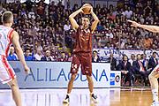 DESCRIZIONE : Campionato 2014/15 Serie A Beko Grissin Bon Reggio Emilia - Umana Reyer Venezia Semifinale Playoff Gara1<br /> GIOCATORE : Tomas Ress<br /> CATEGORIA : Passaggio<br /> SQUADRA : Umana Reyer Venezia<br /> EVENTO : LegaBasket Serie A Beko 2014/2015<br /> GARA : Grissin Bon Reggio Emilia - Umana Reyer Venezia Semifinale Playoff Gara1<br /> DATA : 30/05/2015<br /> SPORT : Pallacanestro <br /> AUTORE : Agenzia Ciamillo-Castoria/R.Morgano