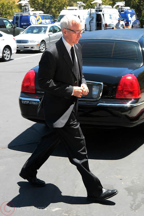 June 30, 2012, Los Angeles, CA: On-Air Personality Dr. Drew aka David Drew Pinsky attends the Rodney King Funeral held at Forest Lawn Cemetery at Hall Liberty on June 30, 2012 in Los Angeles, California. Rodney Glen King was an American construction worker who became well known after being beaten harshly by Los Angeles police officers during a traffic stop on 3 March 1991. The non-gulity verdict of accused Police Officers ignited the LA Riots in 1992. ((Photo by Terrence Jennings)