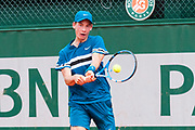 Wojciech Marek (pol) during the Roland Garros French Tennis Open 2018, day 8, on June 3, 2018, at the Roland Garros Stadium in Paris, France - Photo Pierre Charlier / ProSportsImages / DPPI