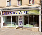 Family Wise ancestry research company business, Calne, Wiltshire, England, UK