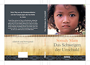 Book cover autobiography Somaly Mam, Cambodia (German translation), 2nd edition 2010