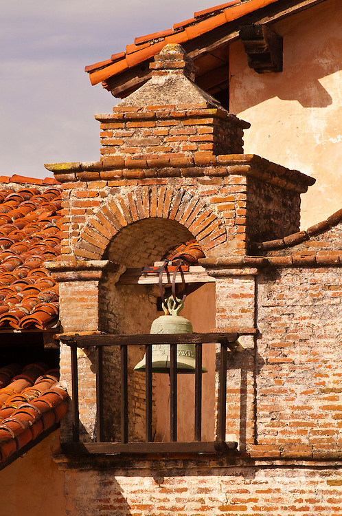 Belltower, Mission San Antonio de Padua (3rd California Mission - 1771), California