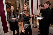 YANA BOYKO; GYUNEL BOATENG; , Georgina Chapman and Stephen Webster celebrate her guest designer collection for Garrard. Albermarle St. London. 4 November 2009