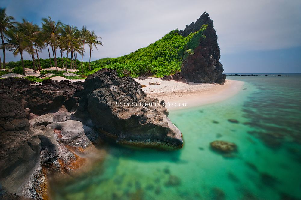 Vietnam Images-seascape,landscape-Quang Ngai city. hoàng thế nhiệm