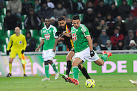 Goal Mevlut ERDING - 06.02.2015 - Saint Etienne / Lens - 24eme journee de Ligue 1 -<br />