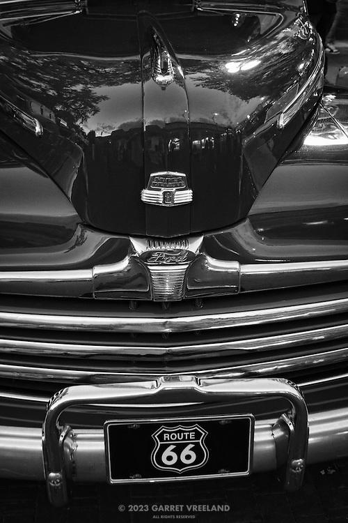 Vintage Ford.