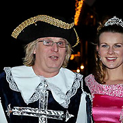 NLD/Volendam/20081221 - Housewarming feest Jan Smit en partner Yolanthe Cabau van Kasbergen, Frank Timmer en partner Annet Barlo