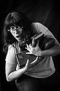 """Véronique Dossetto Portraits d'acteurs et de techniciens sur le tournage de """"Nos Vies Formidables"""" de Fabienne Godet. Lumière naturelle. Janvier 2017."""