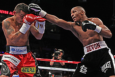 February 25, 2012: Devon Alexander vs Marcos Maidana