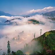 Vietnam Images-Landscape-cityscape-sapa Hoàng thế Nhiệm