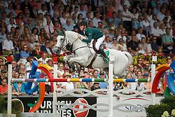 Allen Bertram, (IRL), Molly Malone V<br /> Individual Final Competition<br /> FEI European Championships - Aachen 2015<br /> © Hippo Foto - Dirk Caremans<br /> 23/08/15