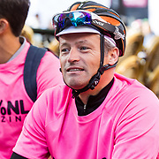 NLD/Amersfoort/20180929 - Bn-er fietsen de Zuiderzee Klassieker 2018, Michael Zijlaard