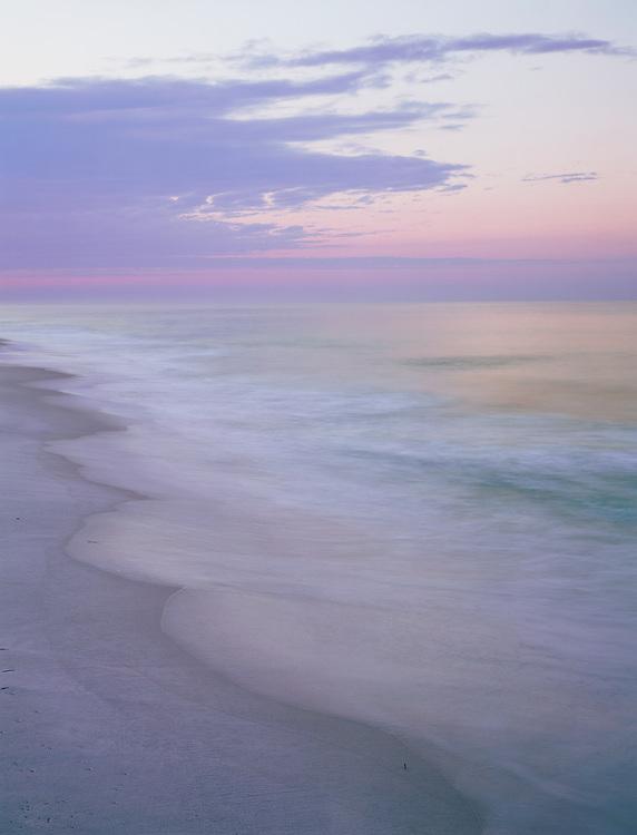 Clearing storm at dawn, Santa Rosa Island, Gulf Islands National Seashore, Florida  1996