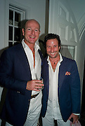 PRINCE DMITRI OF YUGOSLAVIA; NICKY GREENERE, Party hosted by Franca Sozzani and Remo Ruffini in honour of Bruce Weber to celebrate L'Uomo Vogue The Miami issuel by Bruce Weber. Casa Tua. James Avenue. Miami Beach. 5 December 2008 *** Local Caption *** -DO NOT ARCHIVE-© Copyright Photograph by Dafydd Jones. 248 Clapham Rd. London SW9 0PZ. Tel 0207 820 0771. www.dafjones.com.