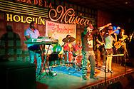Casa de la Musica, Holguin, Cuba.