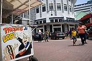 Sede del Banco Nacional de Panamá en Casco Viejo, Panamá City 2010. ©Victoria Murillo / Istmophoto.com