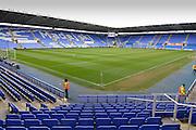 Madejski Stadium before the Sky Bet Championship match between Reading and Cardiff City at the Madejski Stadium, Reading, England on 19 March 2016. Photo by Mark Davies.