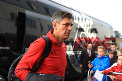 Southampton manager Mauricio Pellegrino before the Premier League match at the Vitality Stadium, Bournemouth.