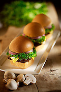 Burger Sandwich - Food Photography - Toronto