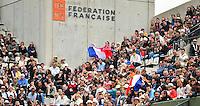 Ambiance - 01.06.2015 - Jour 9 - Roland Garros 2015<br />Photo : David Winter / Icon Sport