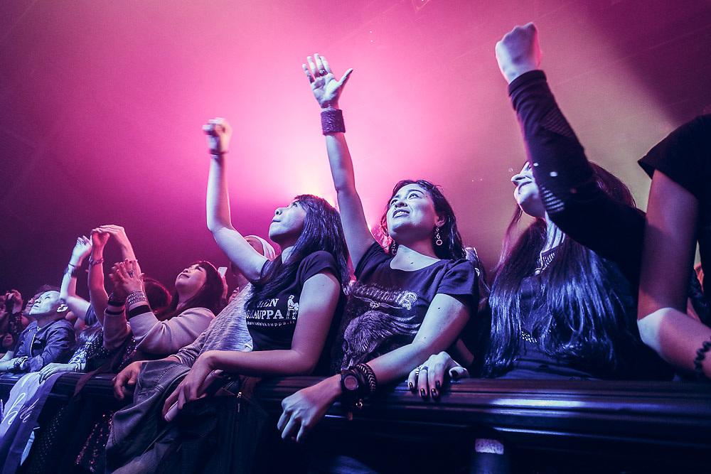 Nightwish Japan Tour 2016 Osaka concert