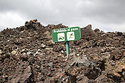 Timanfaya Volcano Interpretation and Visitors' Centre, Lanzarote, Canary Islands, Spain