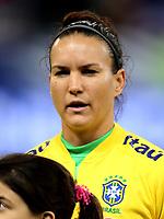 International Women's Friendly Matchs 2018 / <br /> France v Brazil 3-1 ( Allianz Riviera Stadium - Nice,France ) - <br /> Aline Reis of Brazil